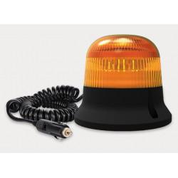 Výstražný maják LED - žltý
