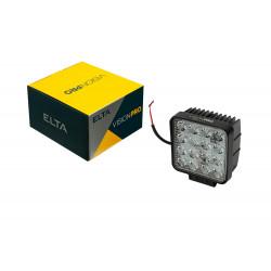 Pracovné svetlo Vision PRO 16LED * 3W/48W pevné uchyt.,10-30V, ECE R10
