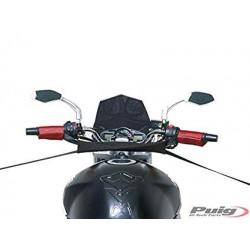 Kurtna na řídítka motorky