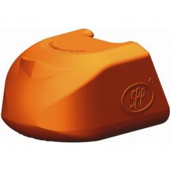 Ochranná gumená krytka prívesového kĺbu - oranžová