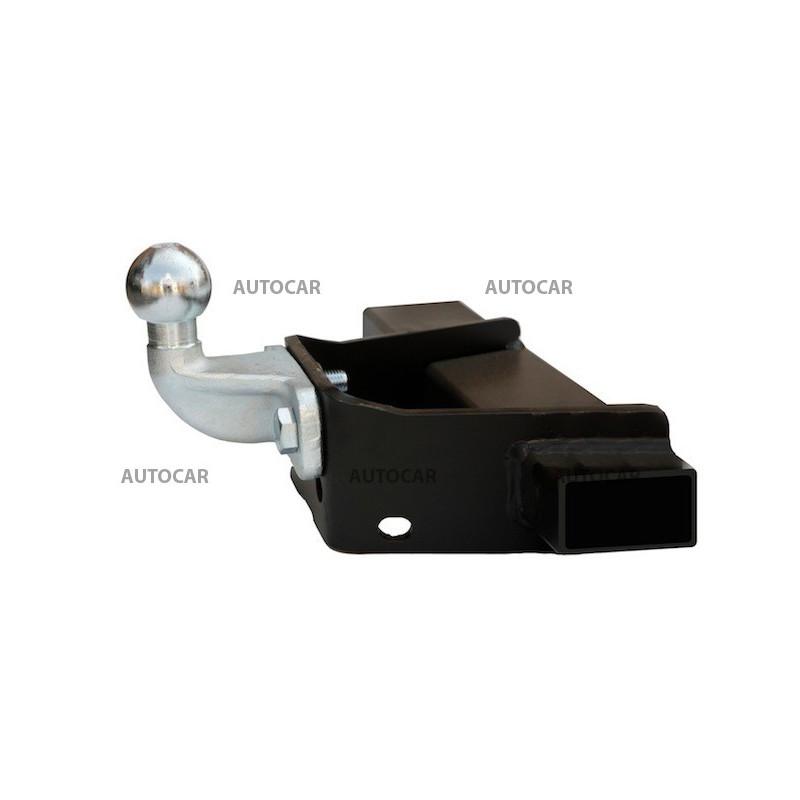 Ťažné zariadenie pre JUMPER - dodávka, valník,výškovo polohovat.guľa, (230, 244) - pevný systém - od 1999/07 do 2006/06