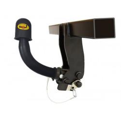 Ťažné zariadenie pre KANGOO - Pick Up 4x4 - automatický systém - od 2003 do